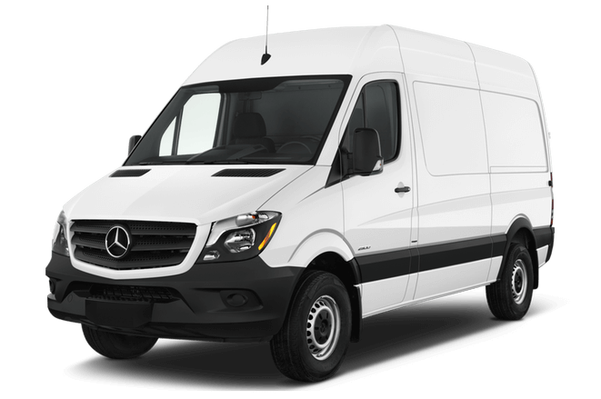 Van review Mercedes