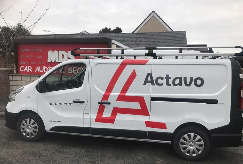 Actavo Van