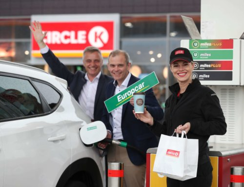 Europcar Customers Enjoy Fantastic Discounts At Circle-K Ireland