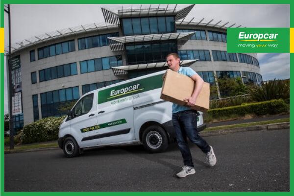 Europcar Business Fleet Services Extra Vehicle